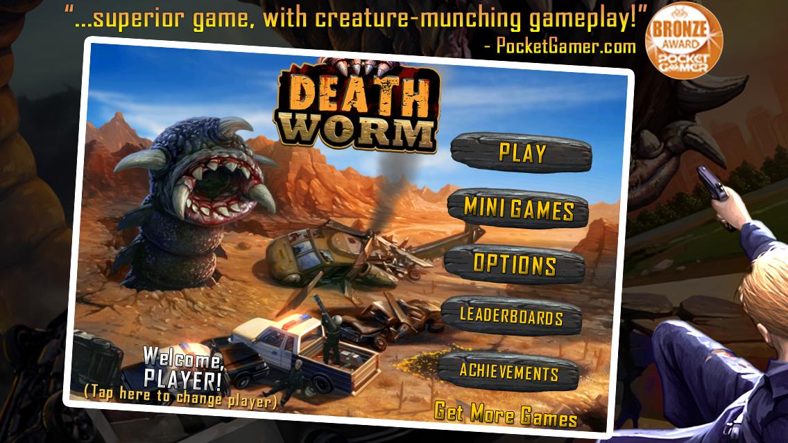 Death Worm screenshot #16