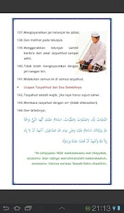 Sifat Shalat Nabi - screenshot thumbnail