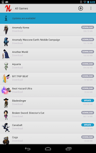 Humble Bundle (beta) - screenshot thumbnail