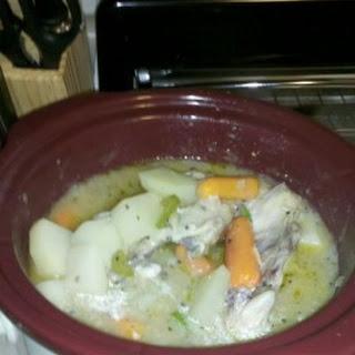 Creamy Chicken Stew