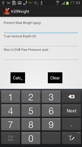 【免費生產應用App】Kill Mud Weight-APP點子