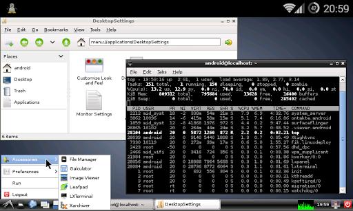 Linux Deploy 2.2.0 screenshots 4