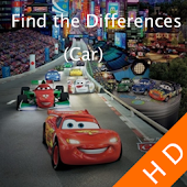 Find Differences - Car