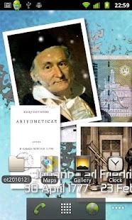 Pi Day w/ Great Mathematicians- screenshot thumbnail