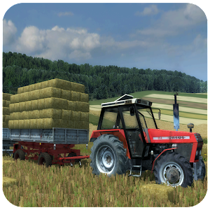 Tractor Transportation Animals for PC and MAC