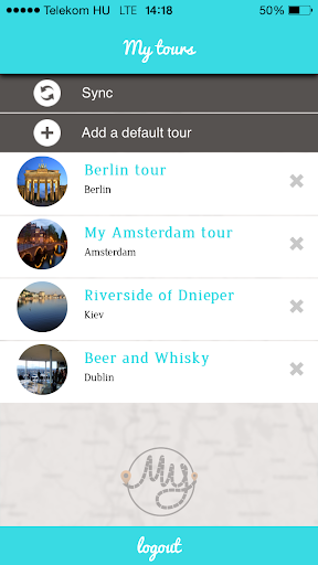 That's My Tour