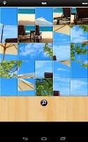 Screenshot of Bali Jigsaw Puzzle