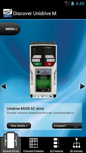 Discover Unidrive M