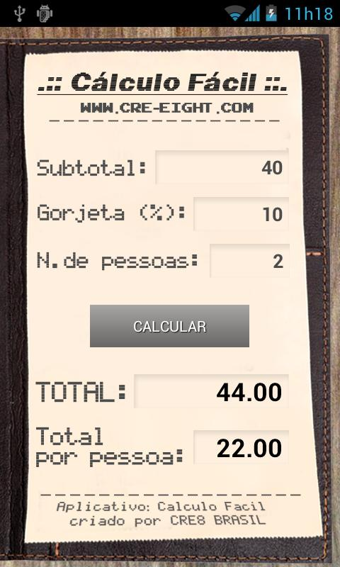 Split Your Bill- screenshot