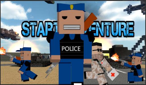 Cops Craft
