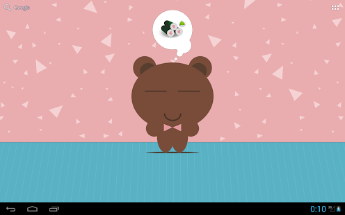 Tony The Bear Wallpaper Free- screenshot thumbnail