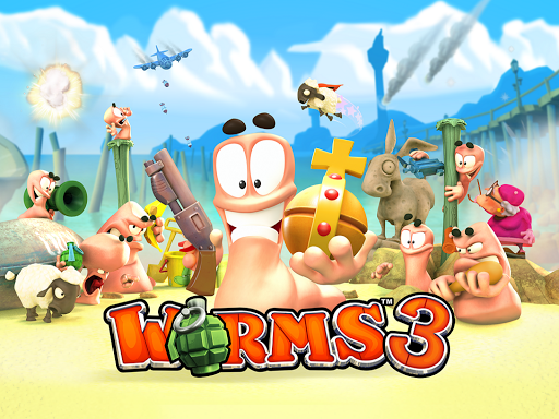 Worms 3  PC u7528 1