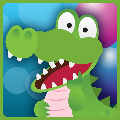 解謎必備App|Kids Games with Animals LOGO-綠色工廠好玩App