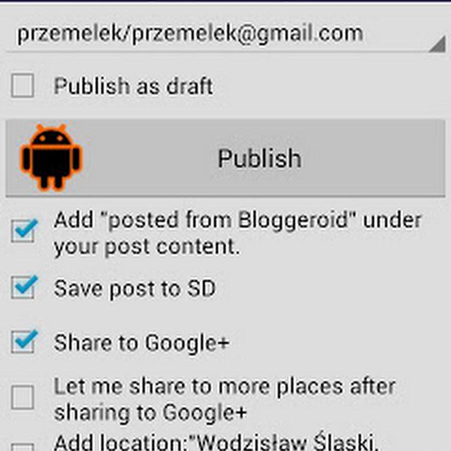 Bloggeroid para Android [App]