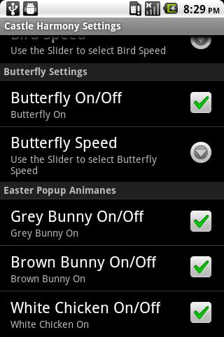 Easter Spring Lite - screenshot