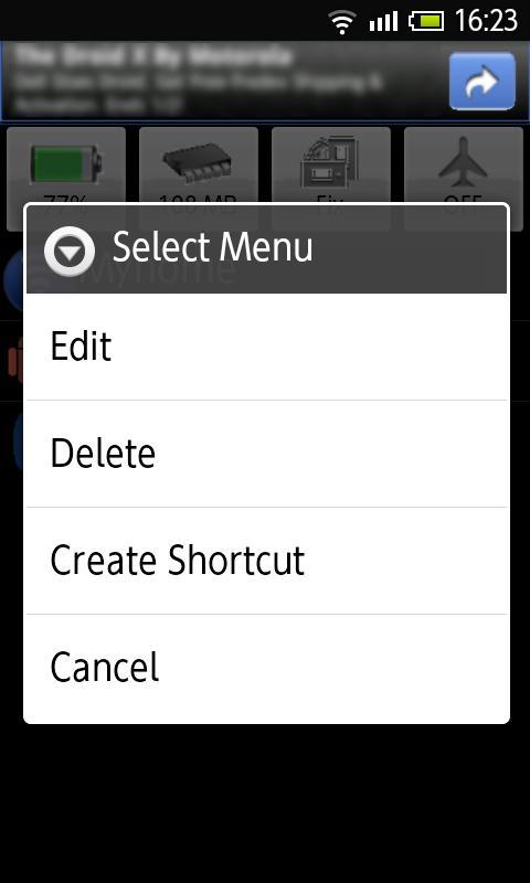 Setting Formation- screenshot