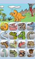 Screenshot of Kids Dinosaurs