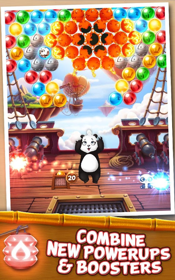 Panda Pop - screenshot