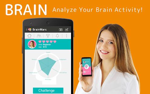 Brain Wars Screenshot