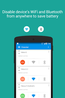 Potential Beta - screenshot