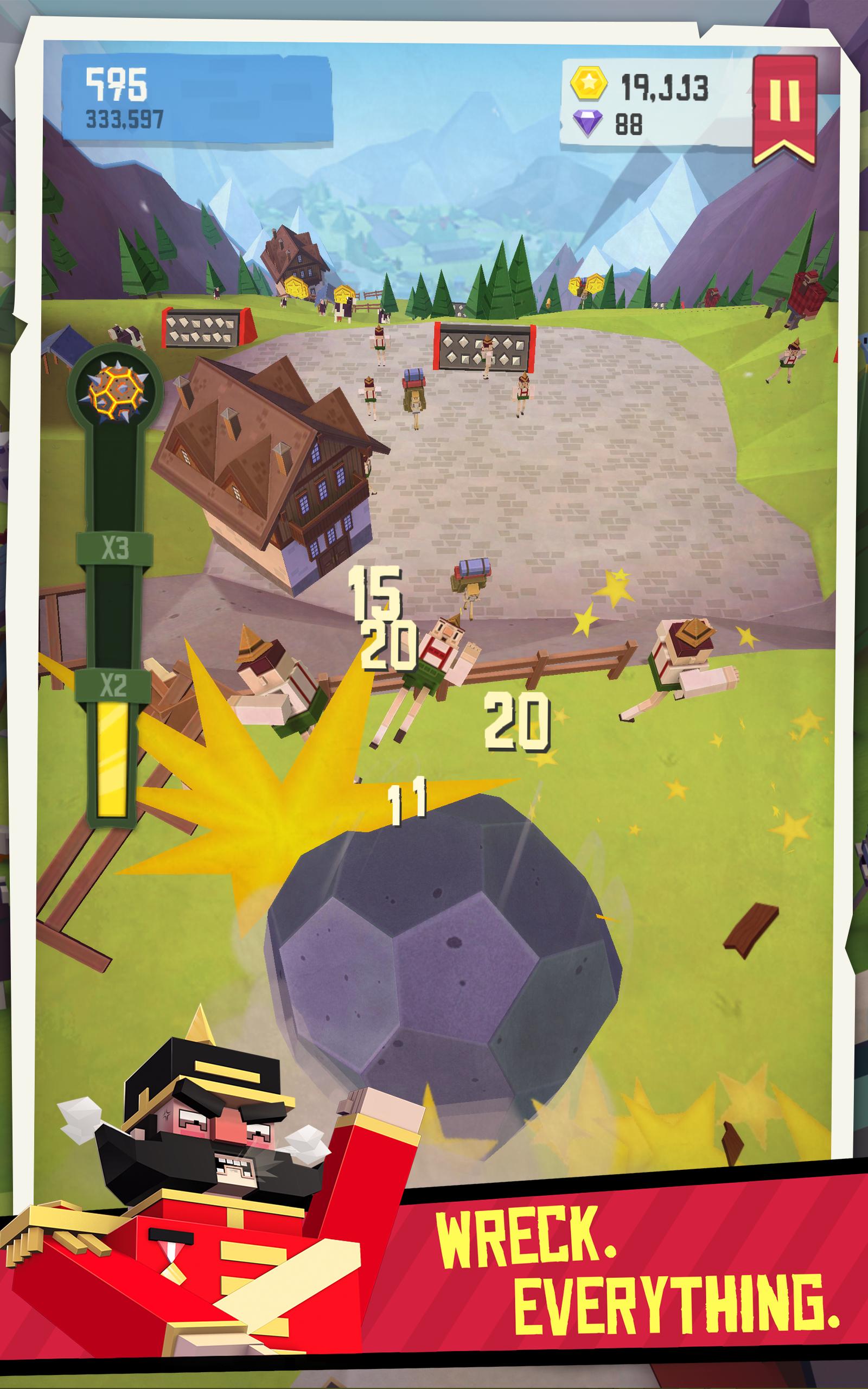 Giant Boulder of Death screenshot #8