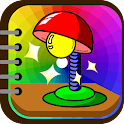 Kids Coloring ( In my room ) icon