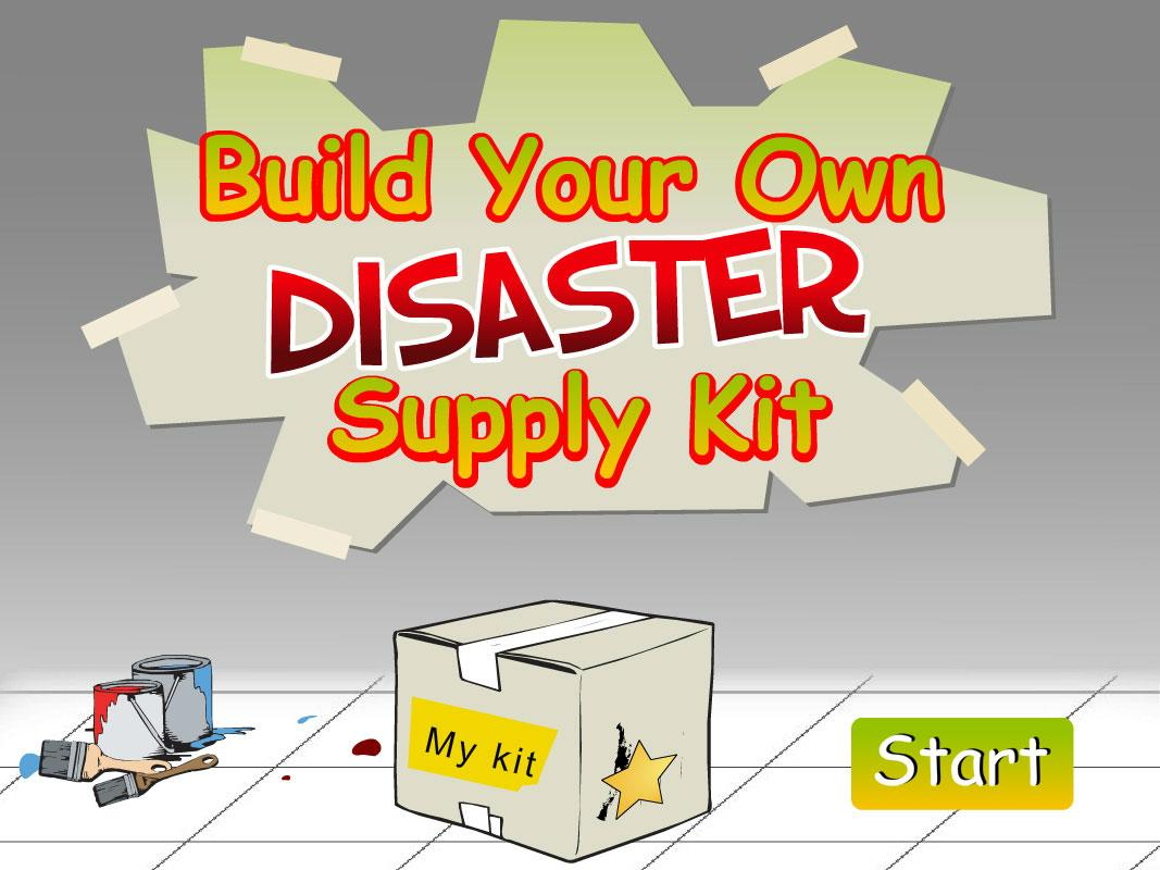 KGAP - Disaster Supply Kit- screenshot