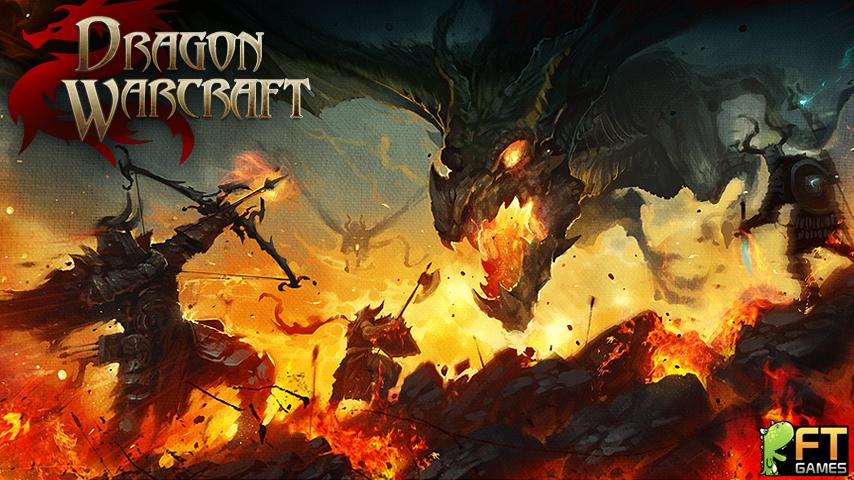 Dragon Warcraft - screenshot
