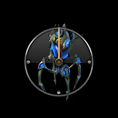 Starcraft Clock Widget
