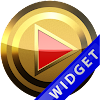 Poweramp Widget Red Elegance APK Icon