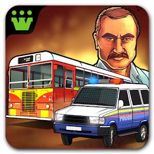 Crime Squad India Driving Game for PC and MAC