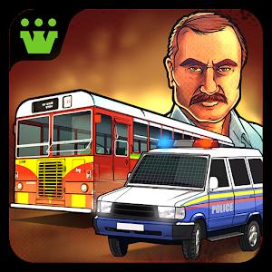 Crime Squad India Driving Game Icon