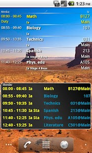 Smart Timetable Planner 3.0- screenshot thumbnail