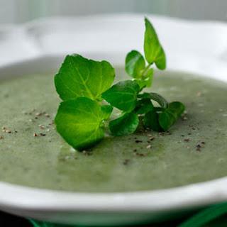 Watercress And Potato Soup