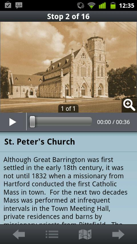 Great Barrington Tours - screenshot
