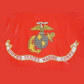 Marines Flag Live Wallpaper