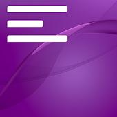 Xperia Purple