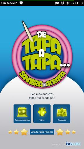 De Tapas X Sanabria