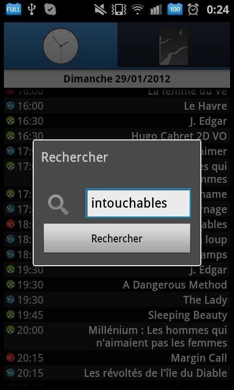 Cinémas Grignoux de Liège- screenshot
