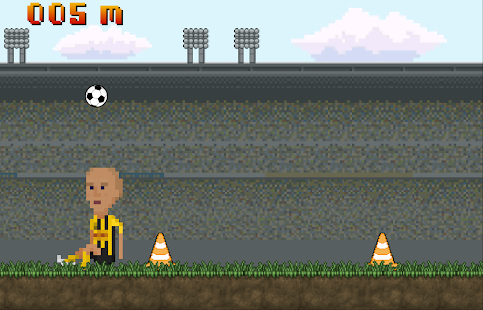 Tokeball - Social Retry Soccer- screenshot thumbnail