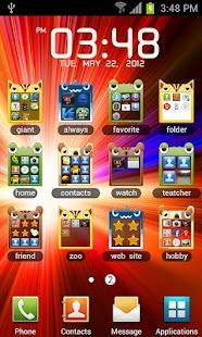 Characters Folder