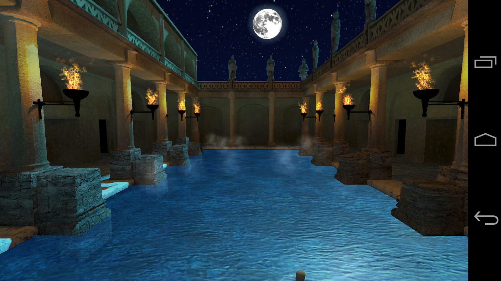 Roman Bath 3D Trial Version Android Apps On Google Play