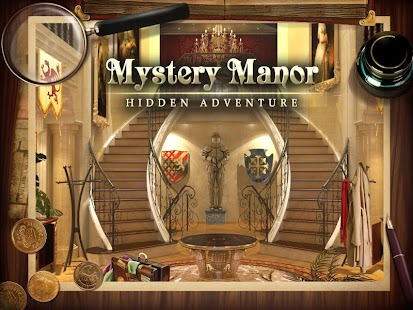 Mystery Manor- screenshot thumbnail