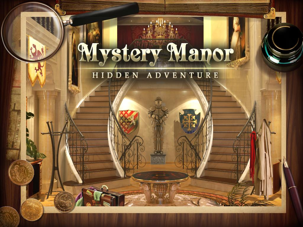Mystery Manor- screenshot