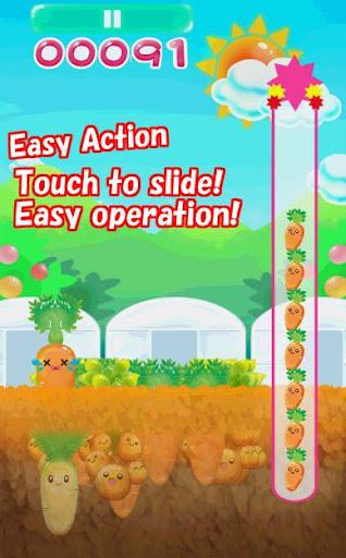 EasyAction-pulling vegetables