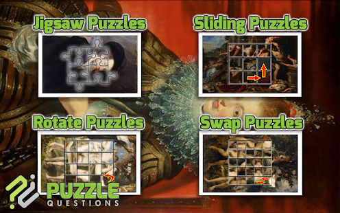 Art Puzzles: Peter Paul Rubens- screenshot thumbnail
