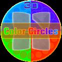 NEXT LAUNCHER THEME CIRCLES icon