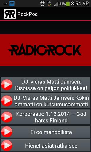 RockPod