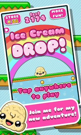 Ice Cream Drop