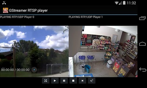 RTSP Camera Viewer screenshot 1